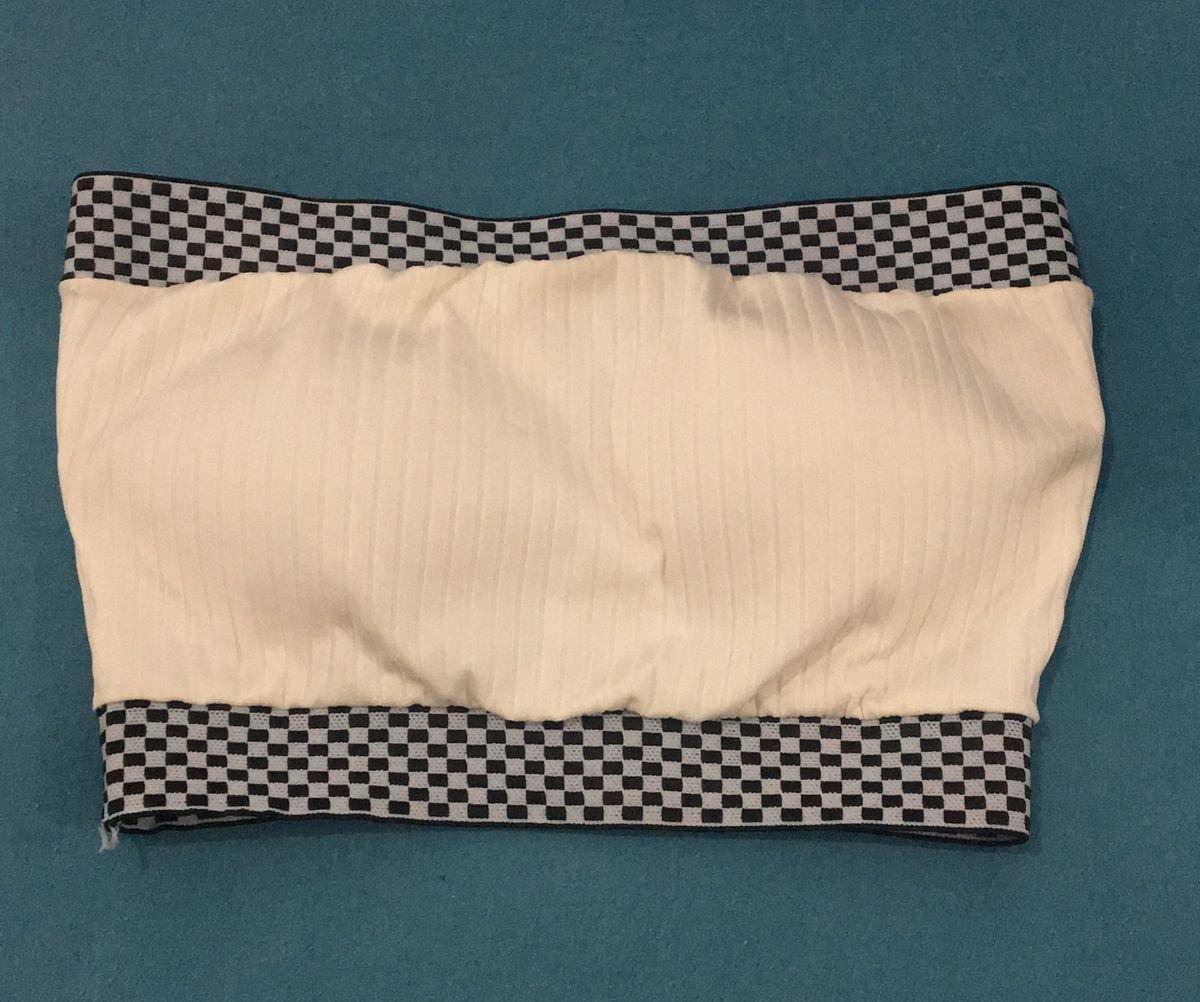 cropped faixa - camisas sem marca