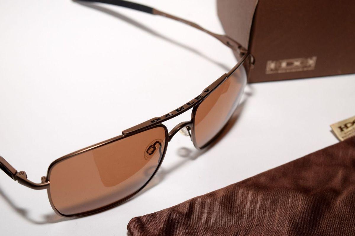 Deviation Marrom, Lentes Marrons Polarizadas   Óculos Masculino Oakley  Nunca Usado 28576806   enjoei 9f37dba743