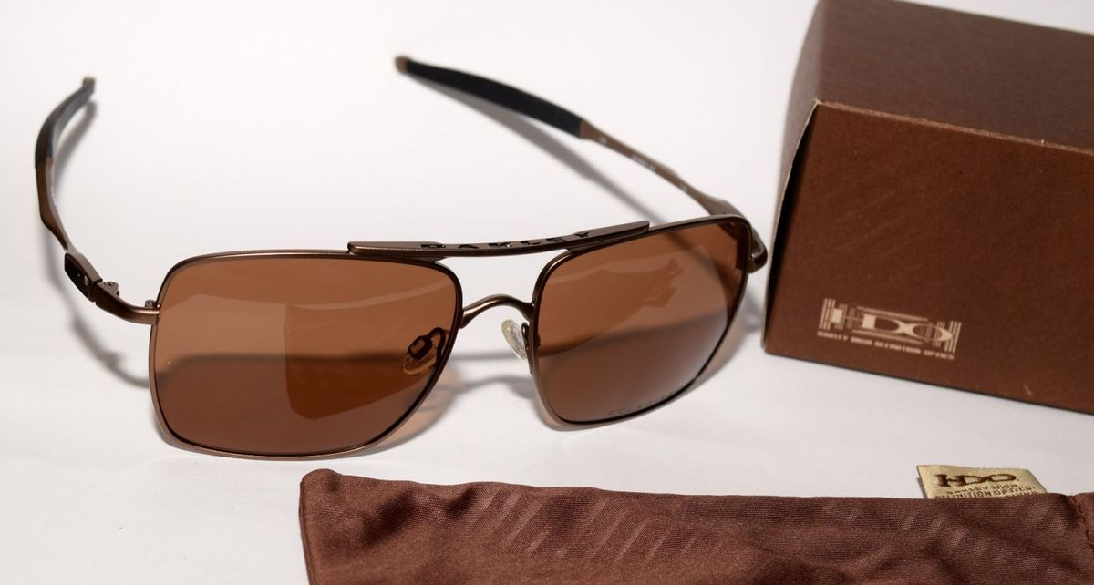 Deviation Marrom, Lentes Marrons Polarizadas   Óculos Masculino ... 41225388c5
