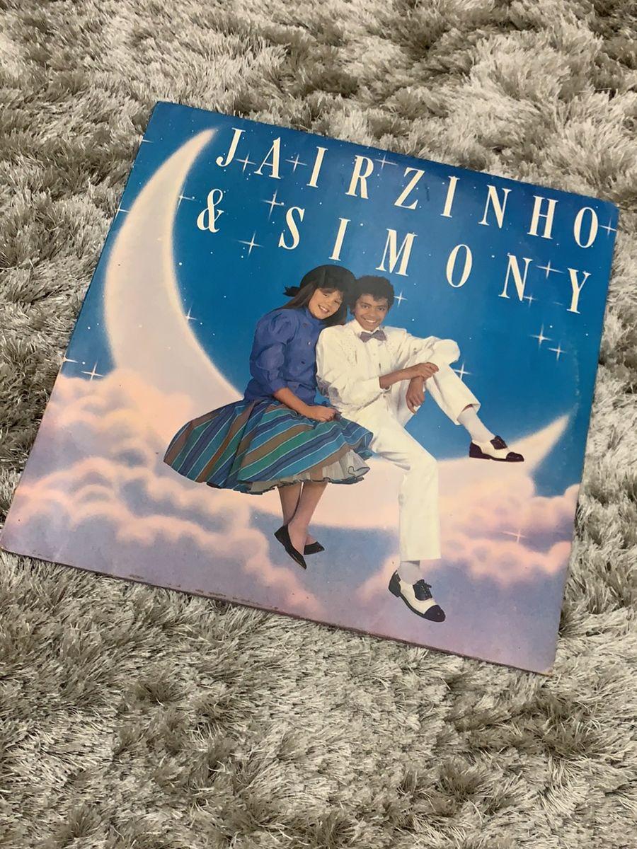 Disco Vinil Jairzinho &Amp; Simony   Item de Música Discos Cbs Usado  46216869