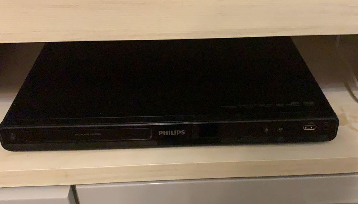 dvd aparelho - tv's e displays philips