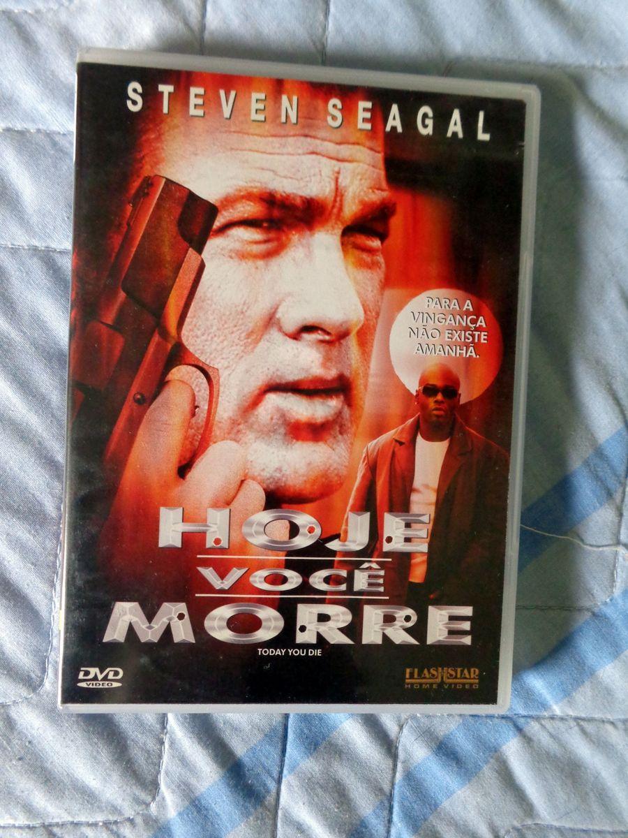 Dvd Original - Hoje Voce Morre - Steven Seagal | Filme e Série Flashstar  Usado 42188064 | enjoei