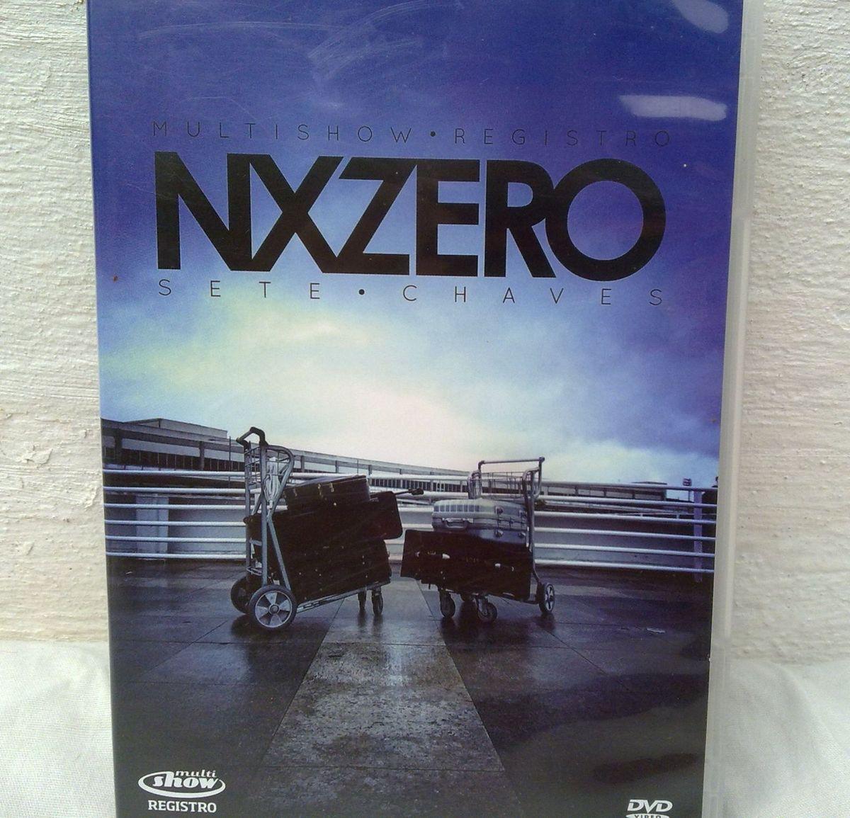 audio do dvd nxzero multishow
