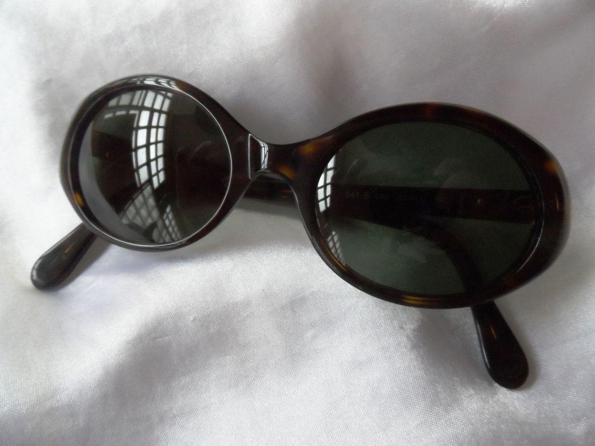 e555dd1dd elegante óculos sol feminino vintage emporio armani,itália,anos 90 - óculos  emporio armani