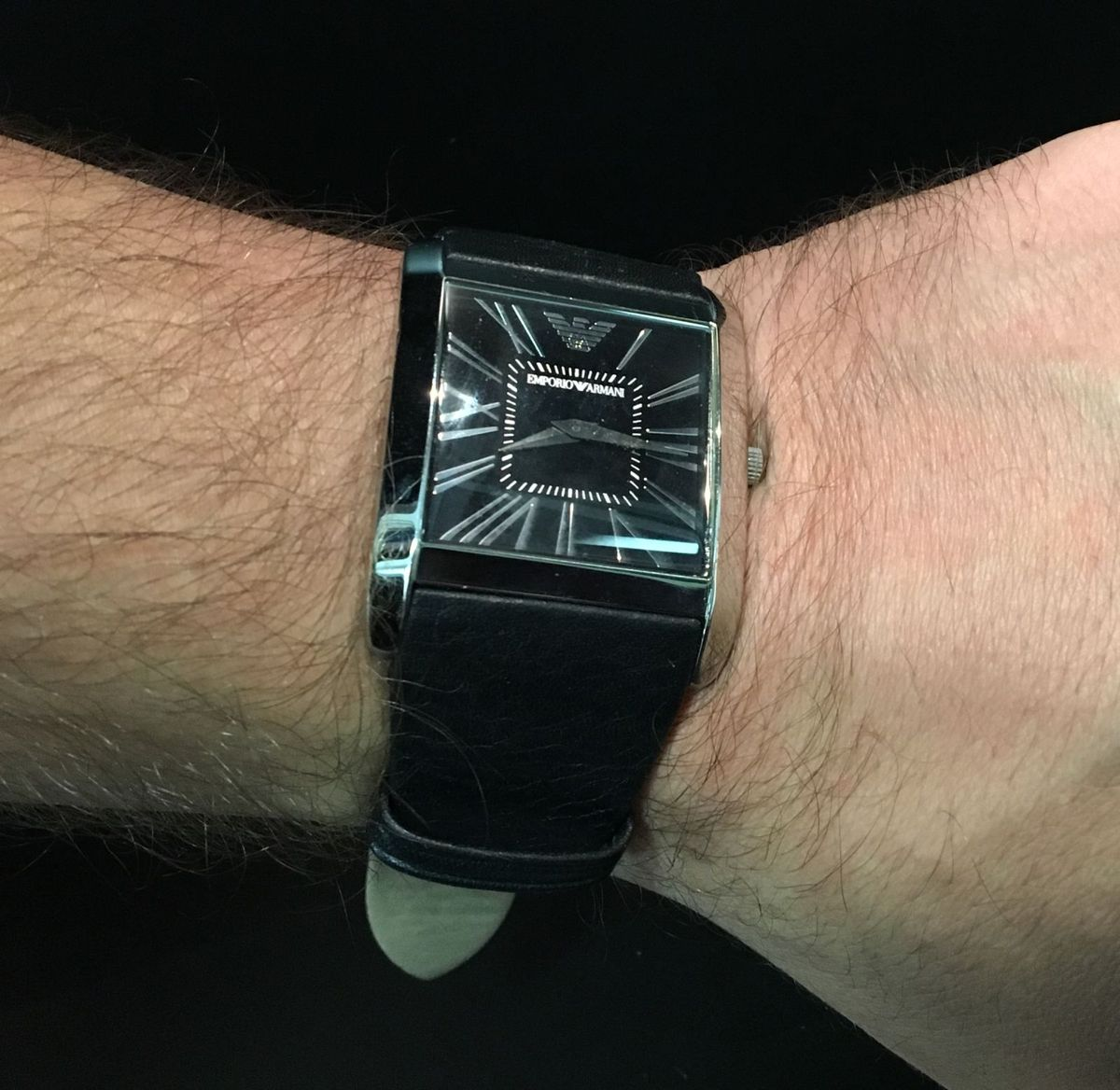 1eb96ecb66a emporio armani ar2006 original - relógios emporio armani