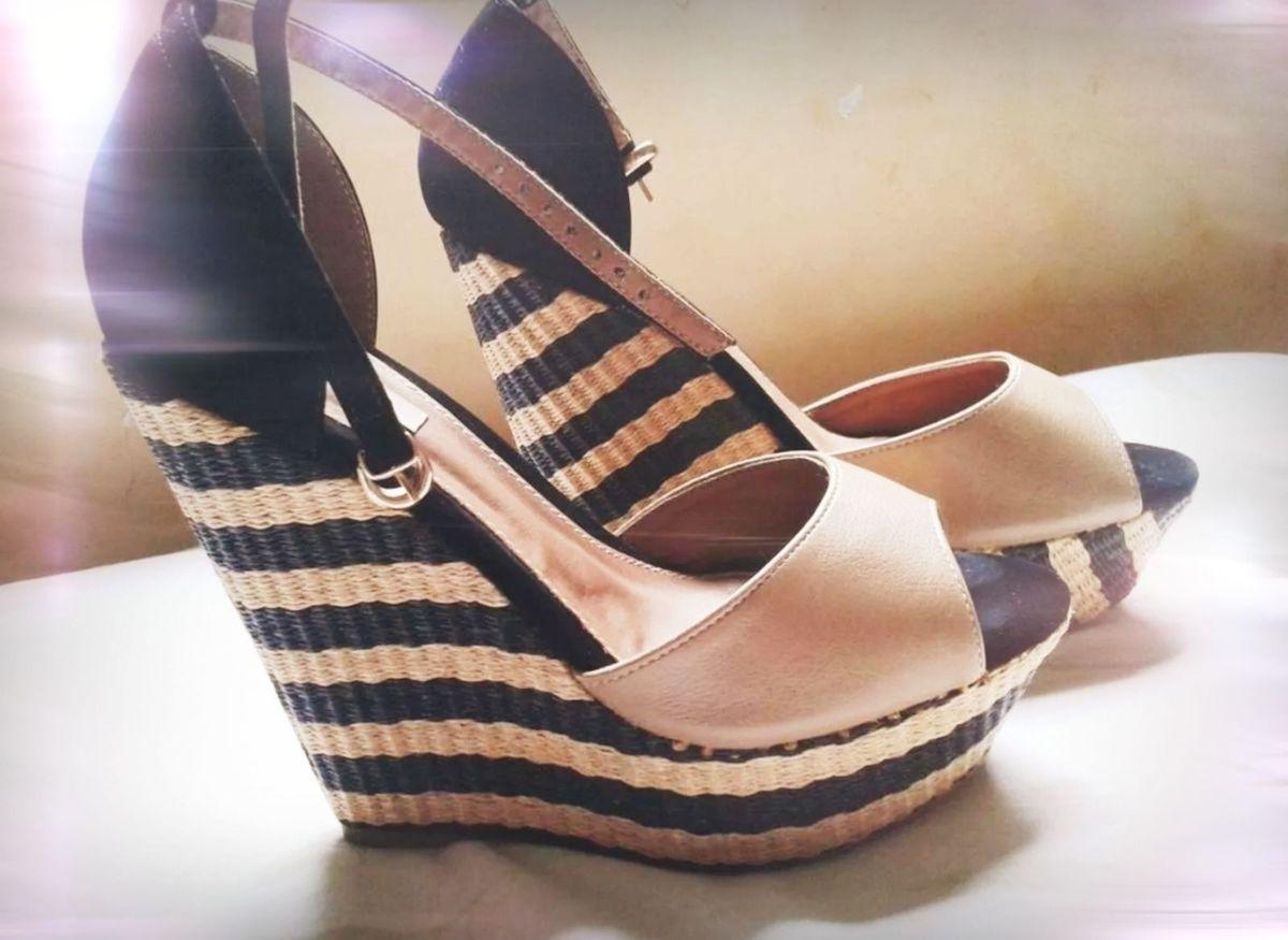 espadrille - sandálias importada
