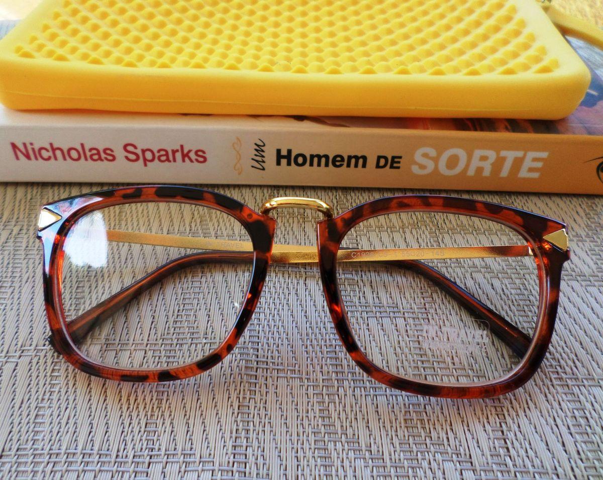 eu uso óculos... - óculos herman