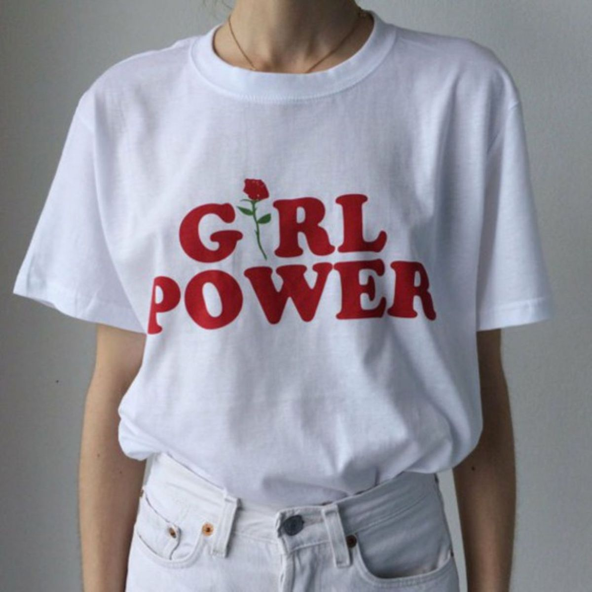 girl power - camisetas affection-store