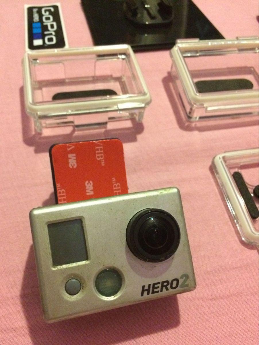gopro hero 2 - digitais gopro