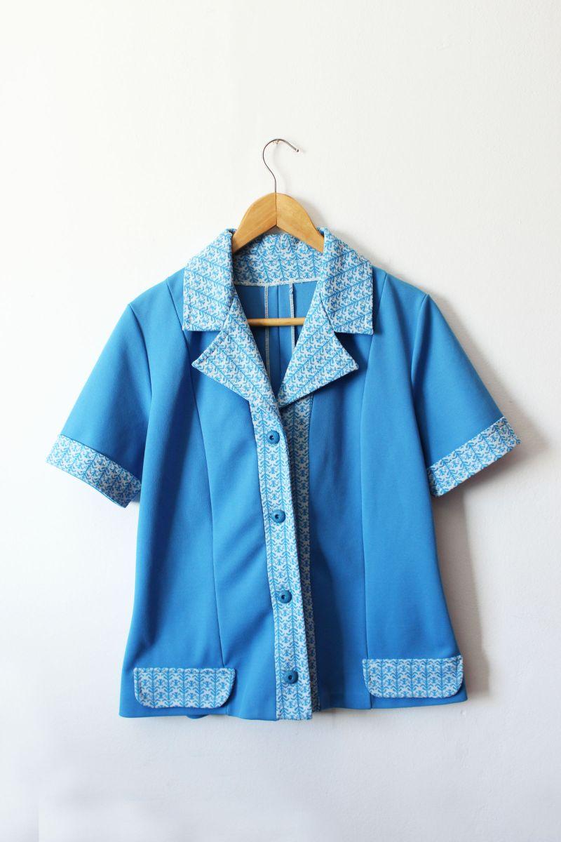 gramma - blusas vintage