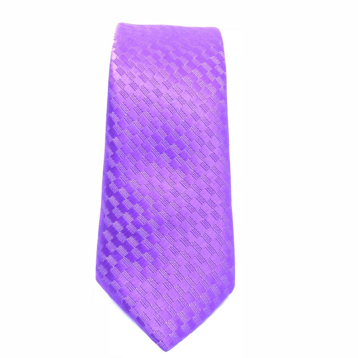 ebb3e0727 Gravata Masculina Slim Trabalhada Cor Roxo Casamentos Festas Formaturas  Noivos | Camisa Masculina Nunca Usado 28019784 | enjoei