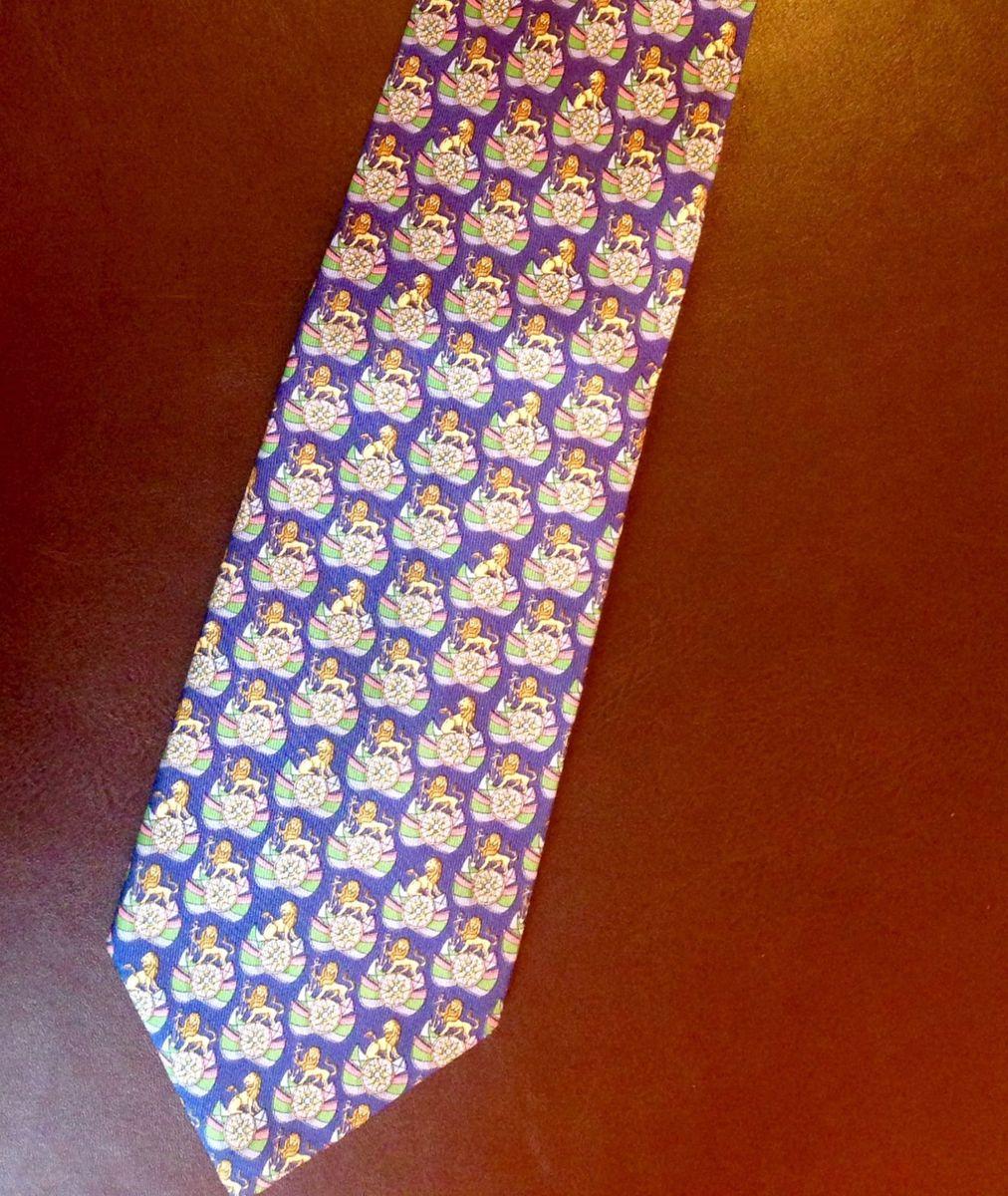 cbb5f8b228935 gravata salvatore ferragamo - outros salvatore ferragamo