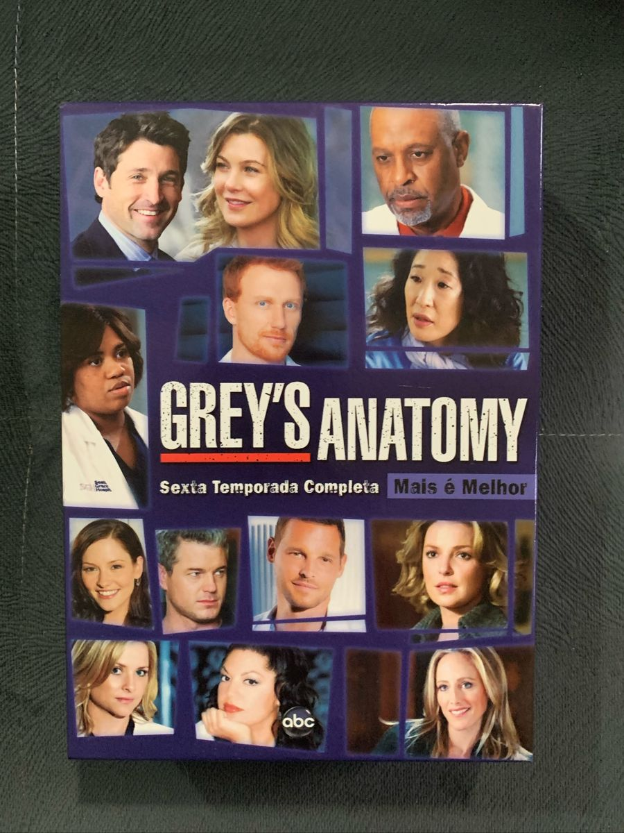 Greys Anatomy 6a Temporada | Filme e Série Greys Anatomy ...