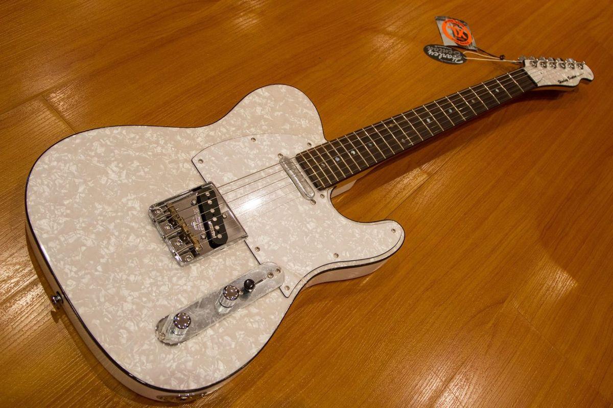 Guitarra Telecaster Alema (instrumento Novo)