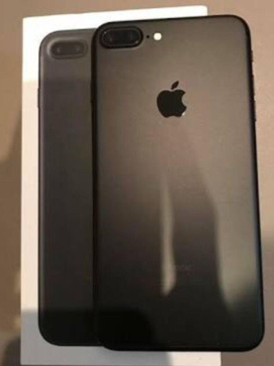 9eca562241 iphone 7 plus 128gb lacrado 12 meses garantia grafite nacional homologado  anatel - iphone apple