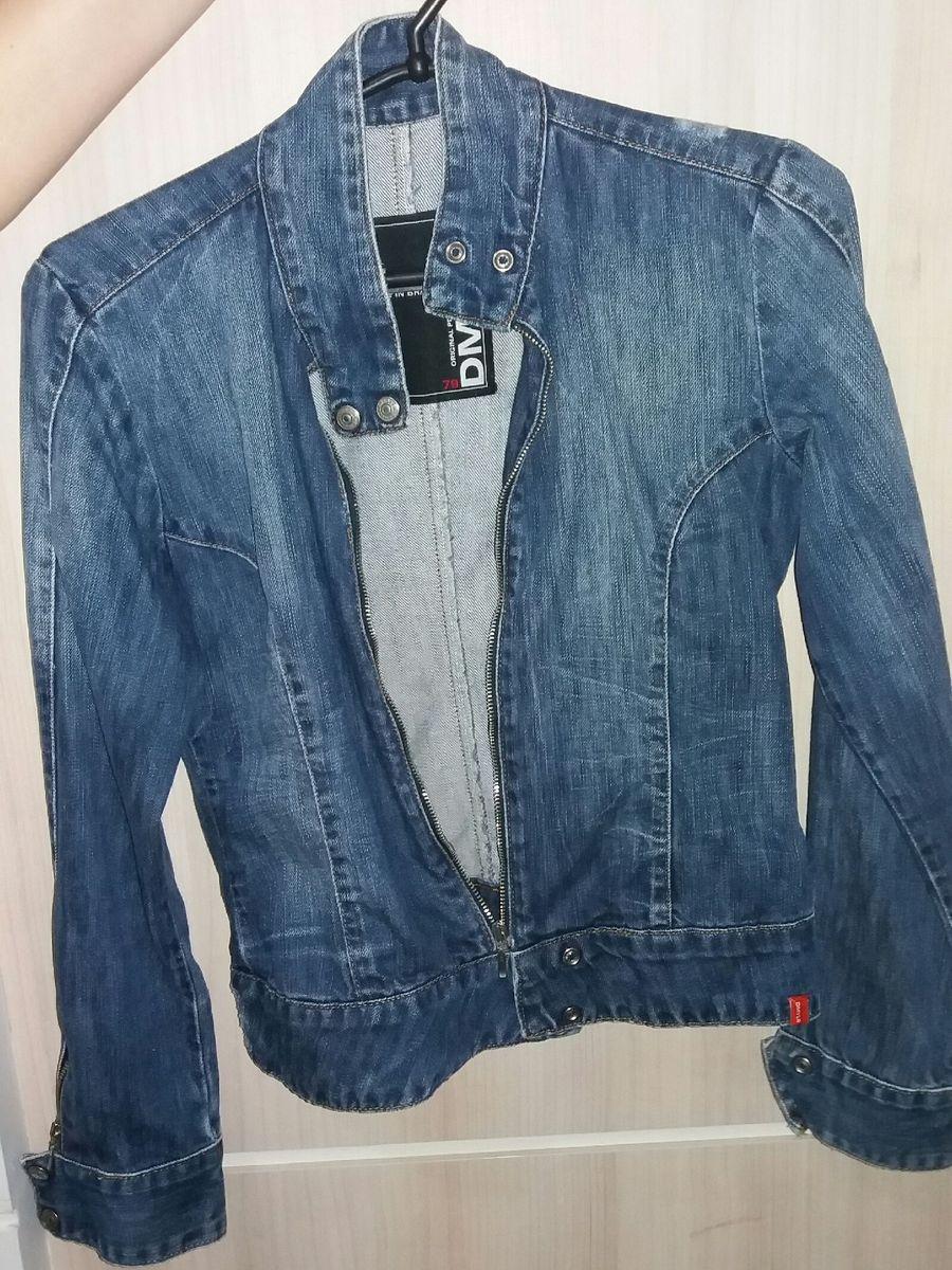 jaque jeans damyller - casaquinhos damyller