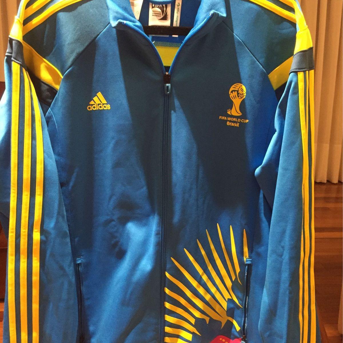 Jaqueta Adidas Copa Brasil  f4376efa742