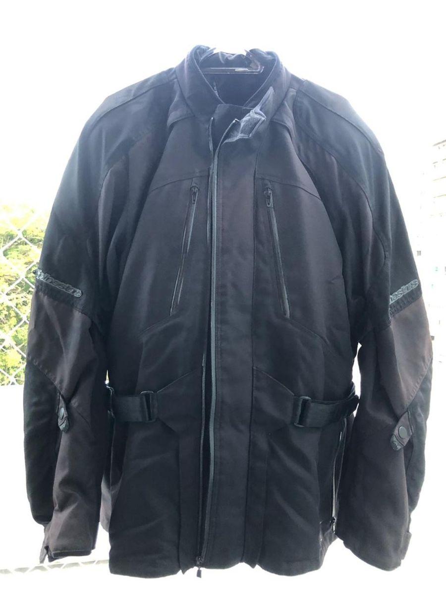 jaqueta alpinestars moto impermeável - esportes alpinestars b04776ee40110