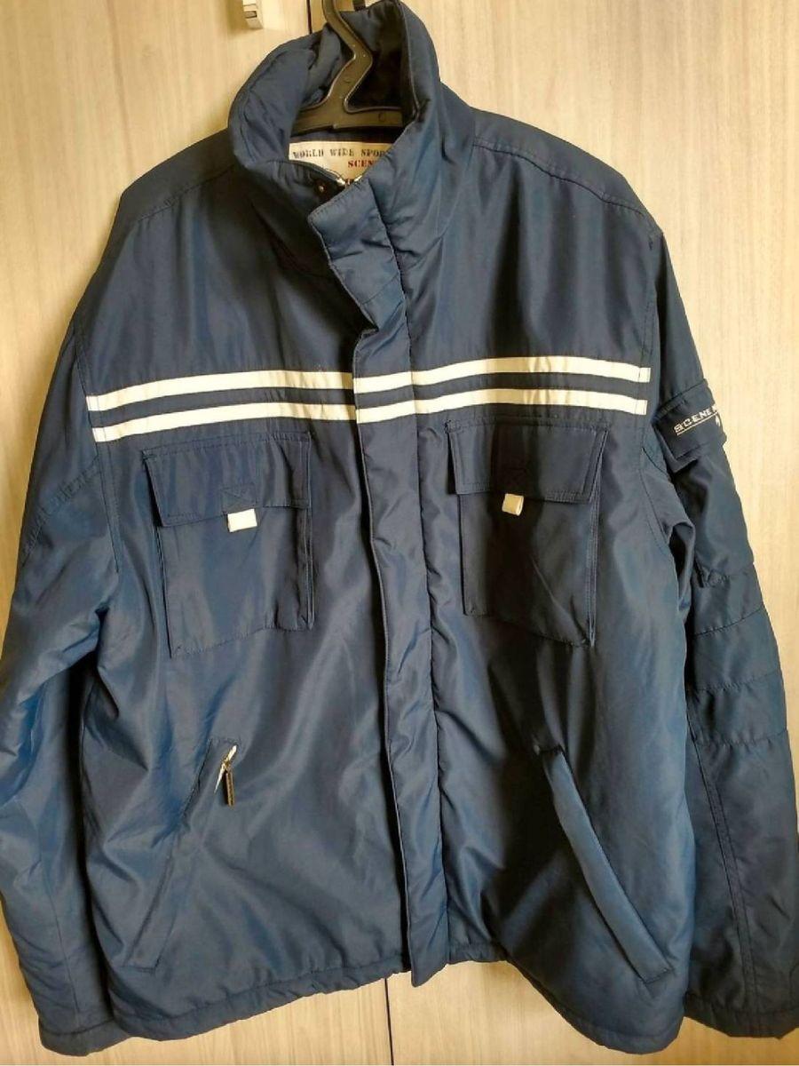 jaqueta corta vento. - casacos sciene