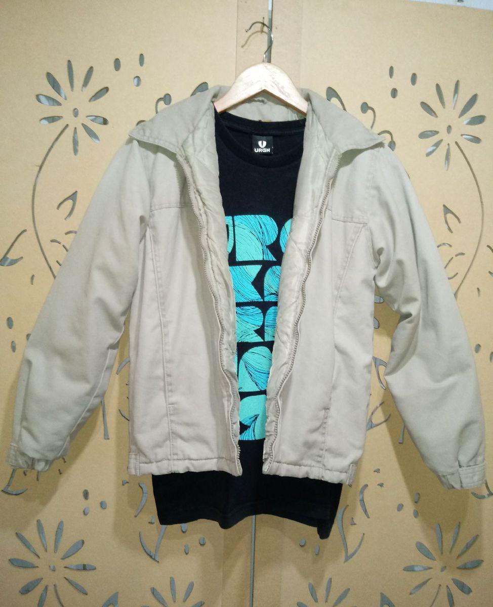 jaqueta forrada aberta - menino code blue