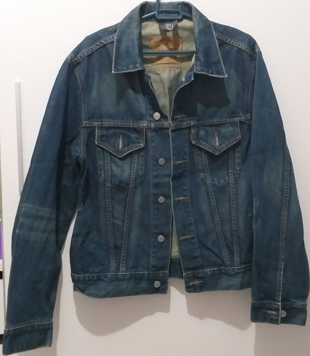 cfa0cf4da76ee jaqueta jeans levis - casacos levis.  Czm6ly9wag90b3muzw5qb2vplmnvbs5ici9wcm9kdwn0cy81odu1nzqwl2yyzgzjotq1ymy2zmjhntrhmwuzyjvhntfjzjliyza3lmpwzw  ...