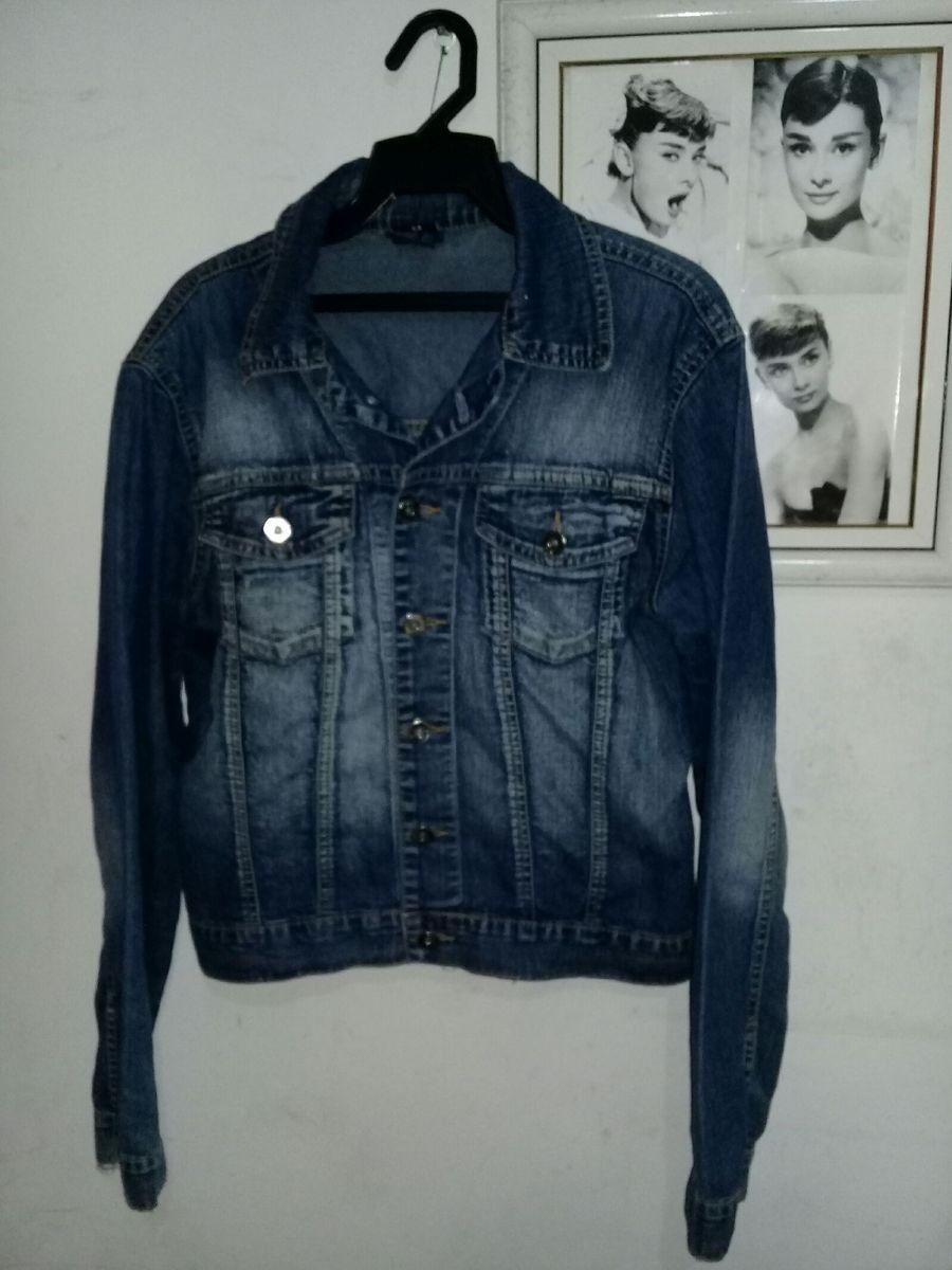 ... jaqueta jeans ... - casaquinhos sawary