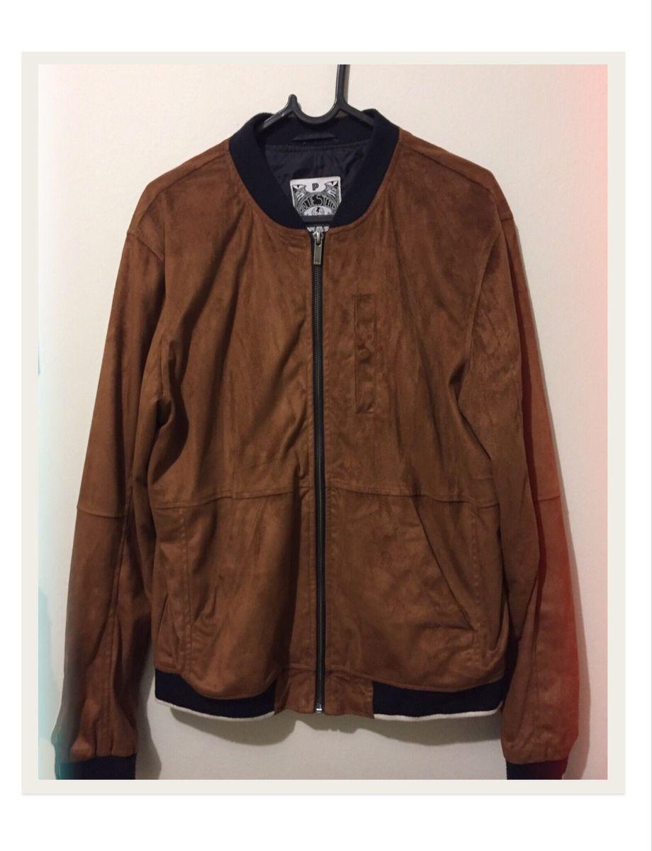 jaqueta veludinho - casacos sem marca