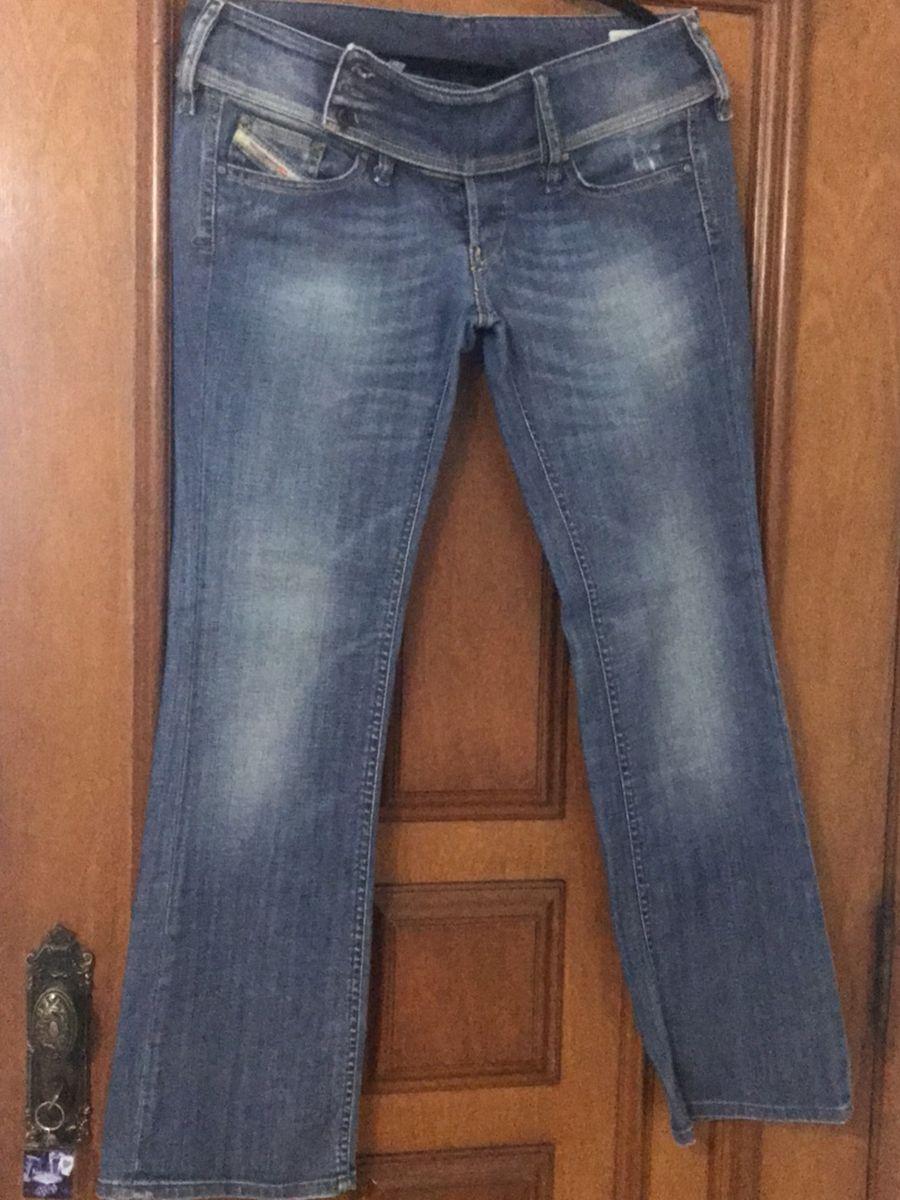 jeans cherock diesel - calças diesel
