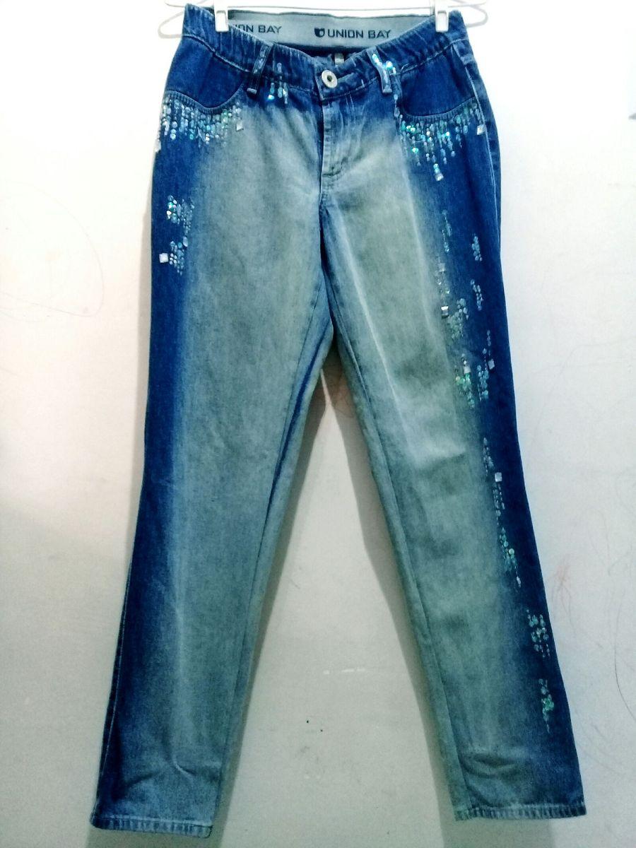 ... jeans madona ... - calças union bay