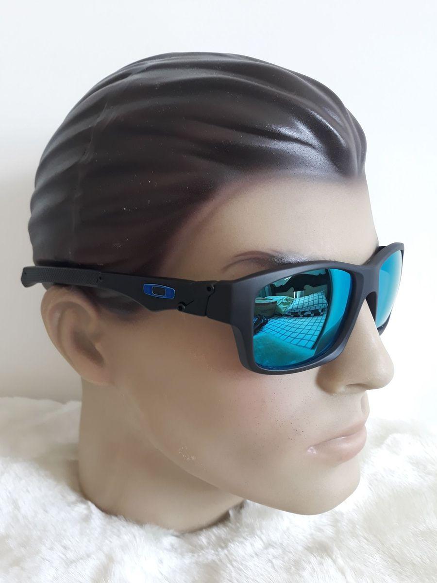 8bd333123 Juper Azul Espelhado da Oakley Polarizado | Óculos Masculino Oakley ...