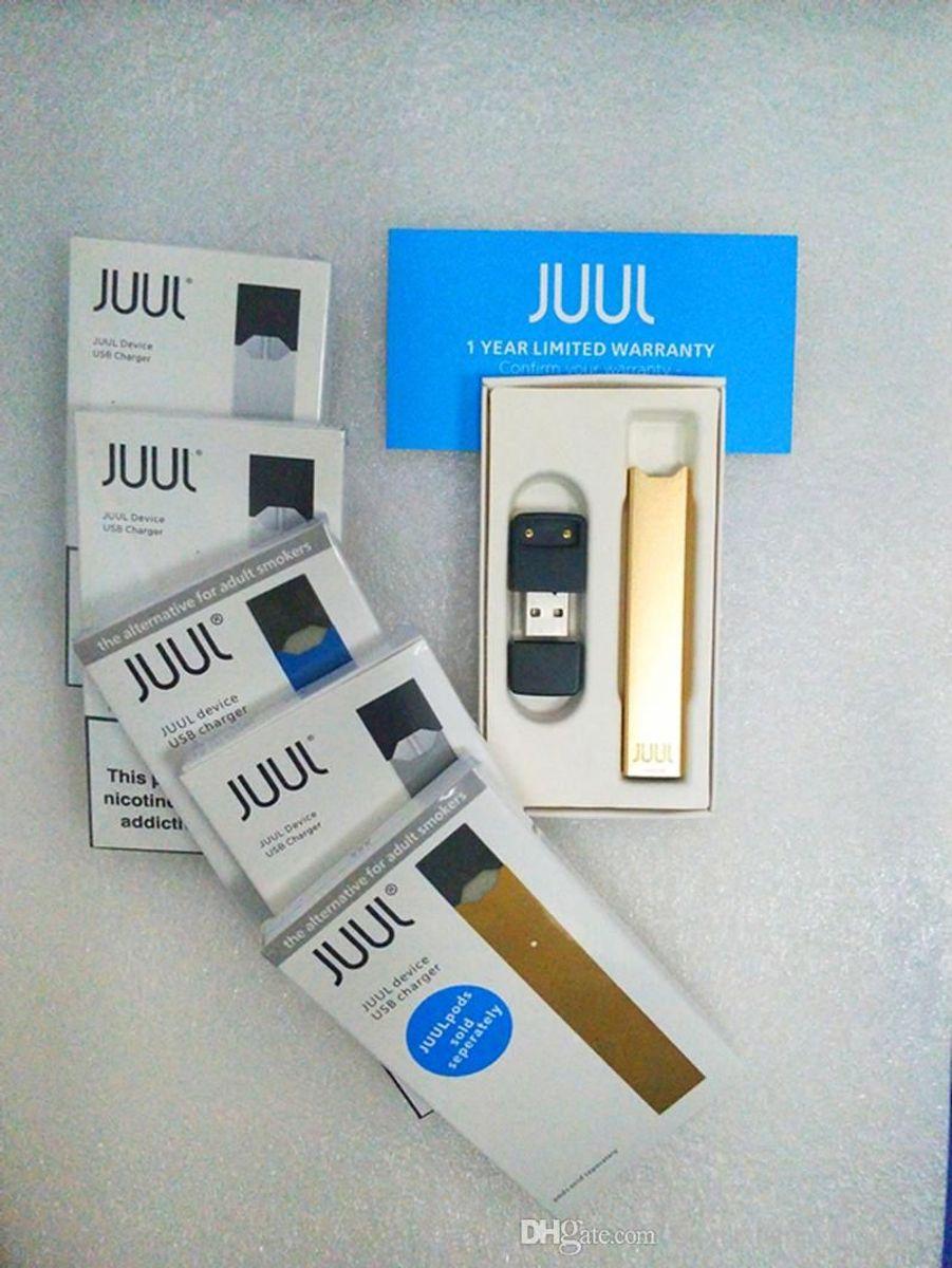 juul starter device gold