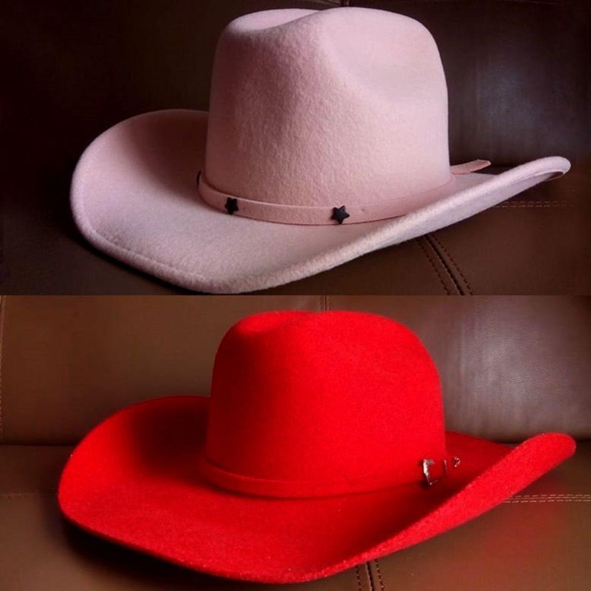 kit chapéus cowboy - chapeu pralana
