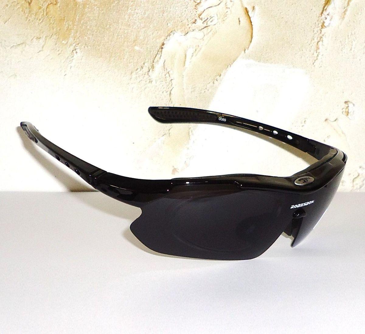 Kit Completo Óculos para Ciclismo com 3 Lentes   Óculos Masculino ... 8741b2fbd0