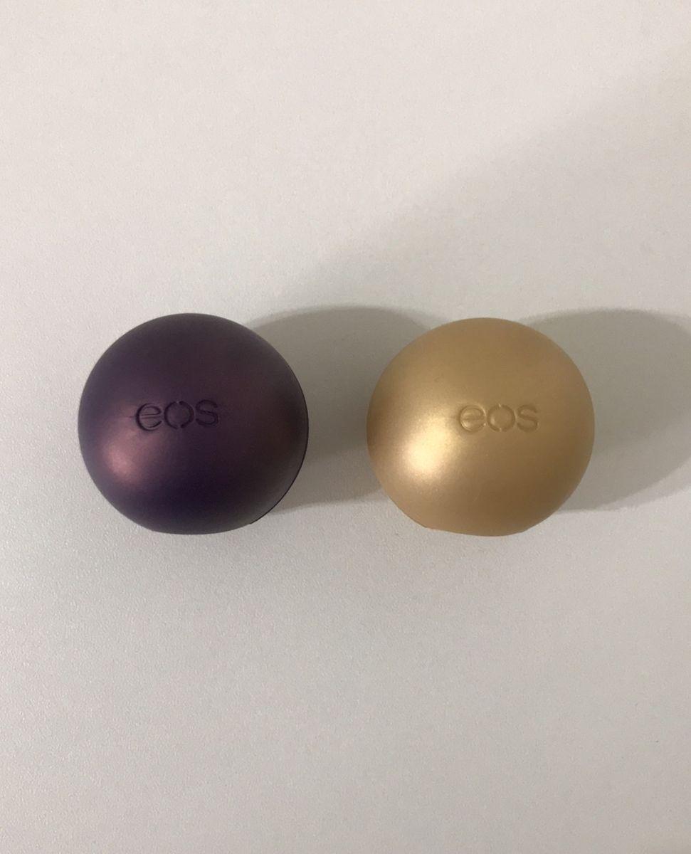 kit lip balm eos original - cosméticos eos