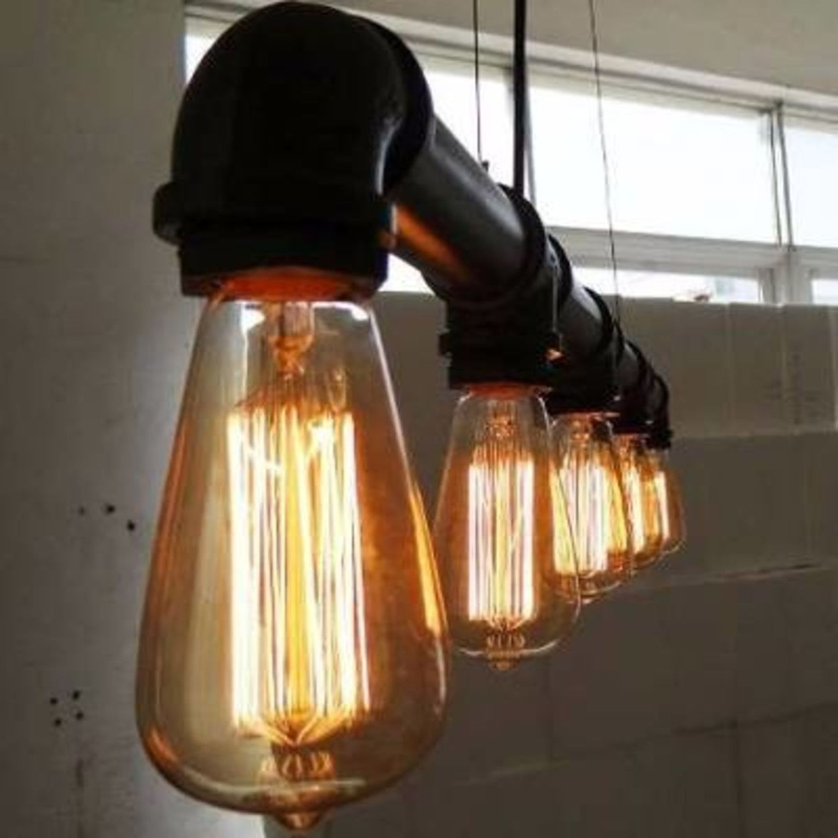 lâmpada led retro filamento - vintage e retrô avant