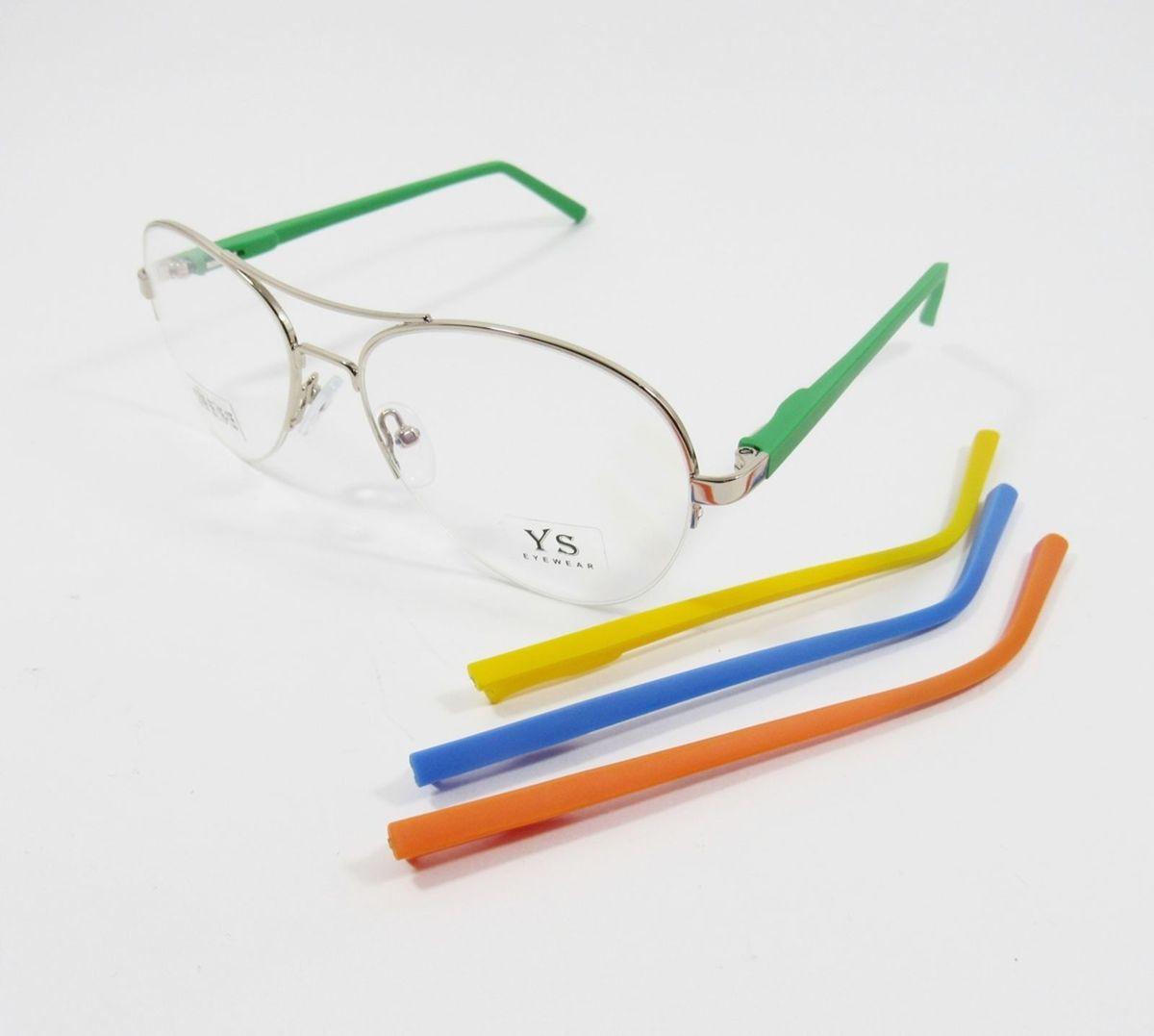 4cb13f79b Lançamento Oculos Troca Haste Aviador (aro Nylon) | Óculos Feminino ...