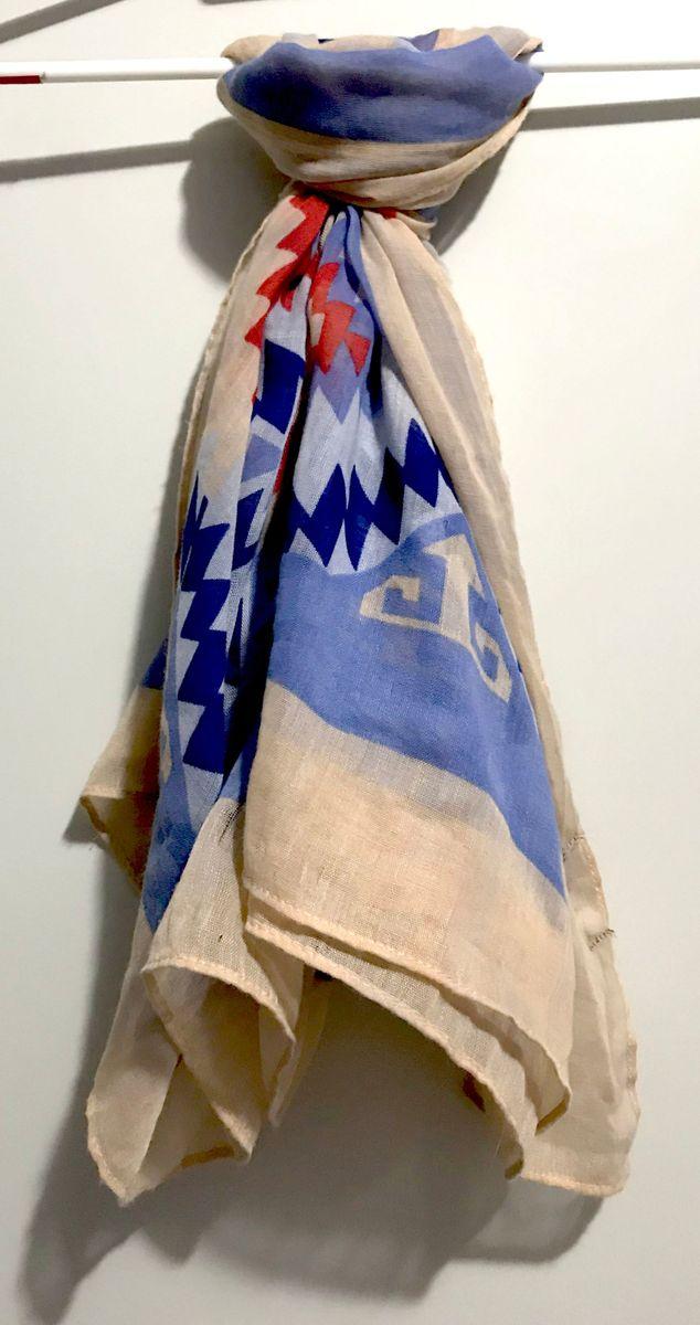 lenço étnico - lenços sem marca