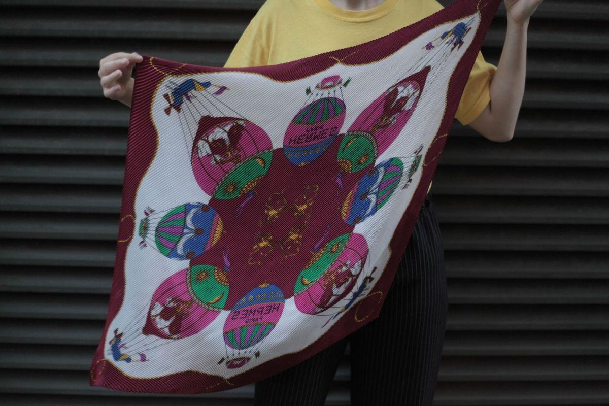 7a7e72003cb lenço original hermès hermes paris luxo seda scarf headscarf - lenços hermès