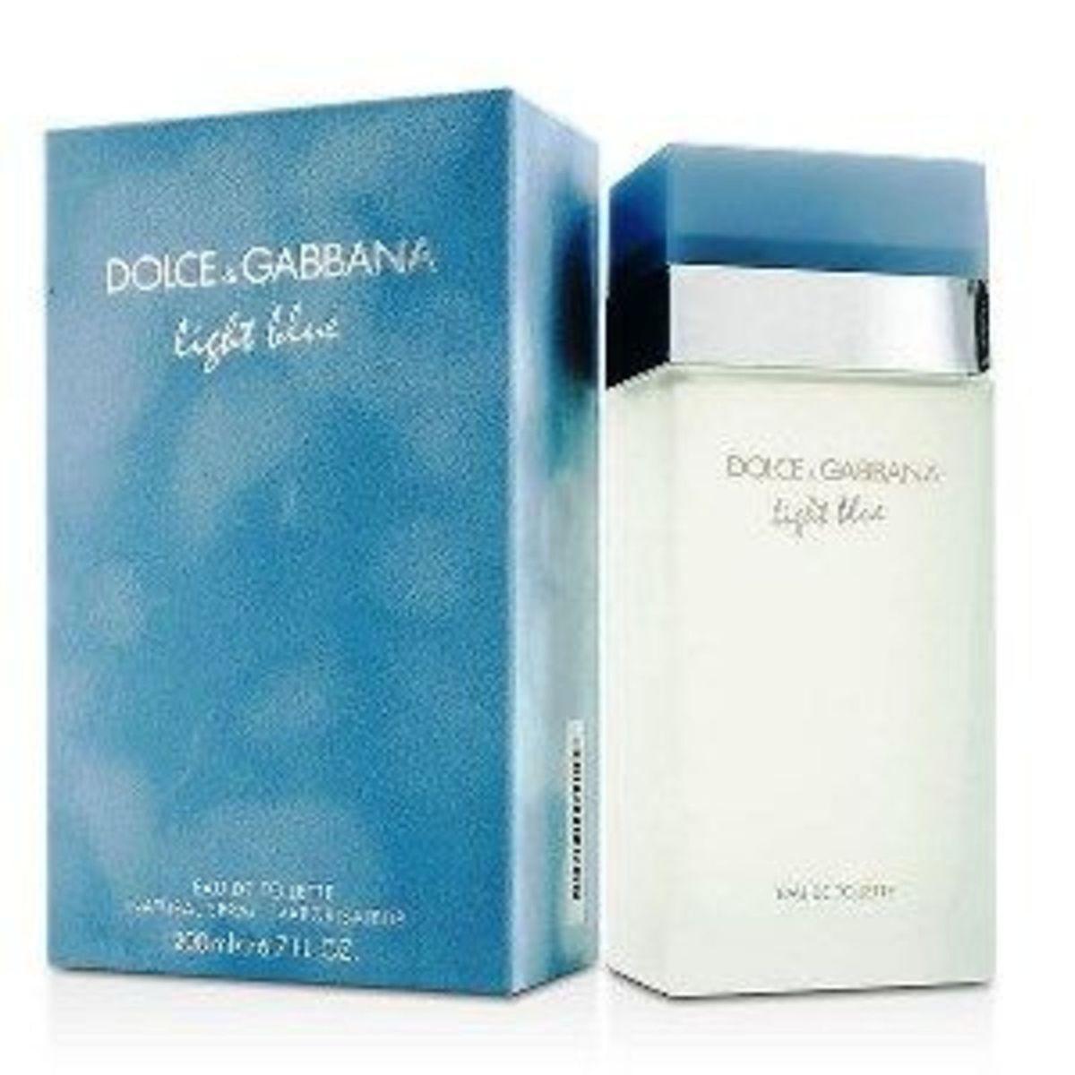 Light Blue Feminino 200ml   Perfume Feminino Dolce   Gabbana Nunca ... 0e50eb9fc1