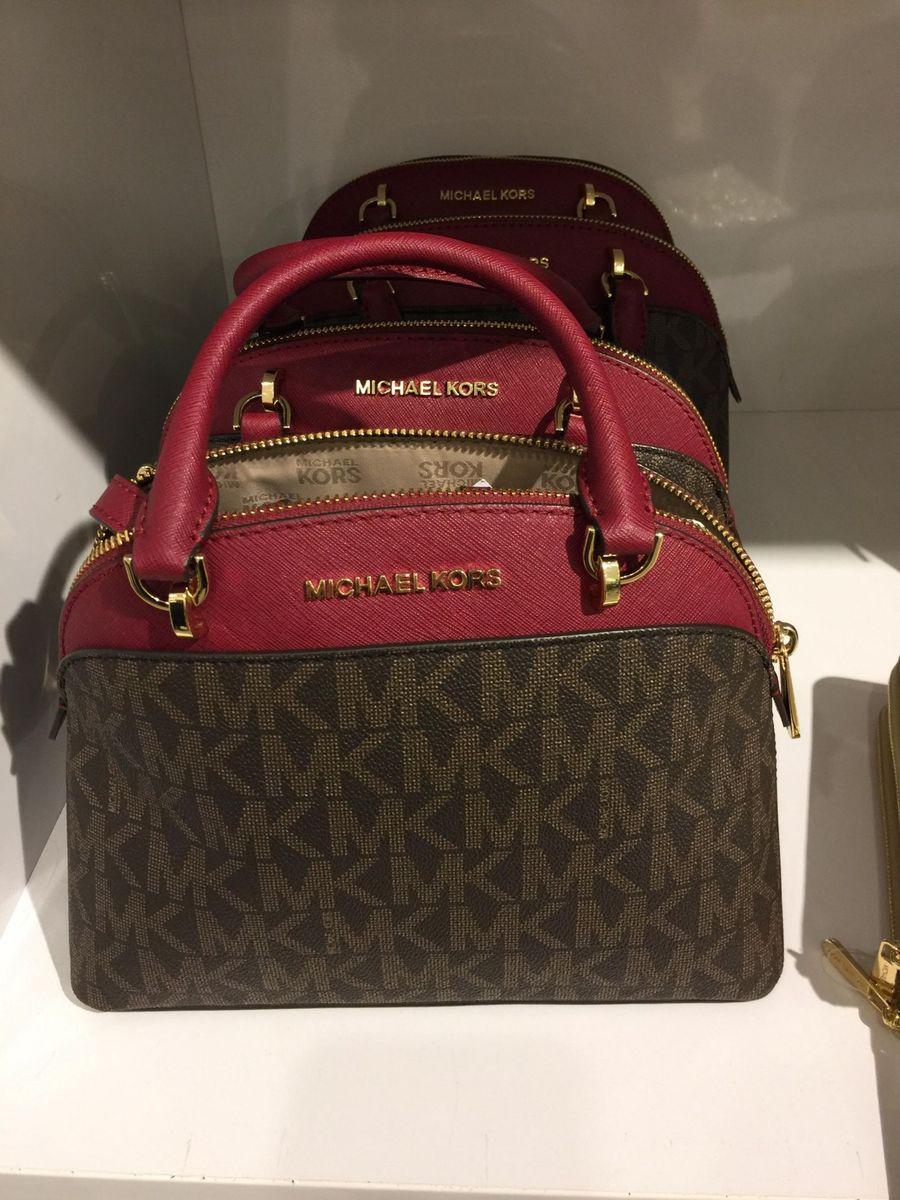 bcf70dc08 linda bolsa feminina original michael kors - com etiqueta-nunca usada-  pronta entrega-