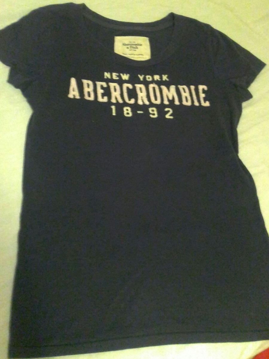 22eee1fce2 linda camiseta abercrombie original m - camisetas abercrombie-e-fitch