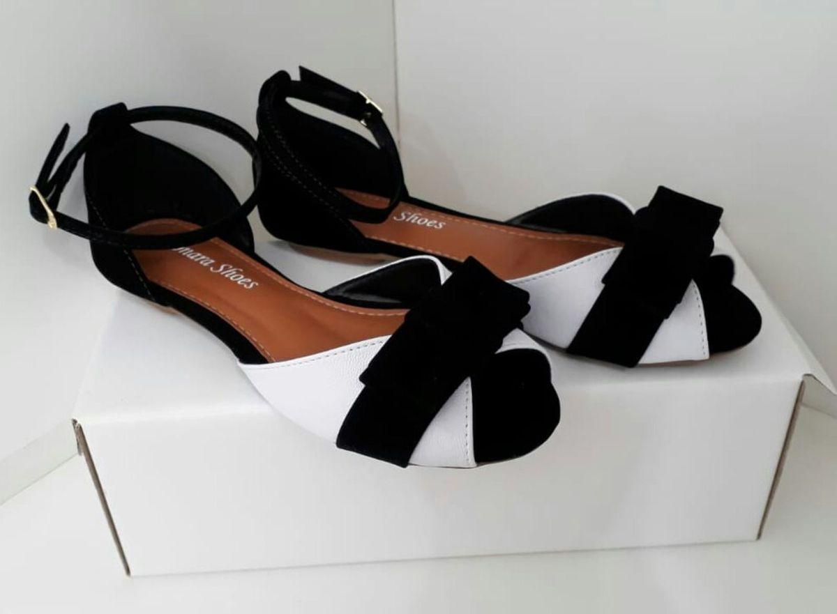 6f0dfa74d Lindas e Confortáveis Sandálias   Rasteira Feminina Ionara Shoes ...