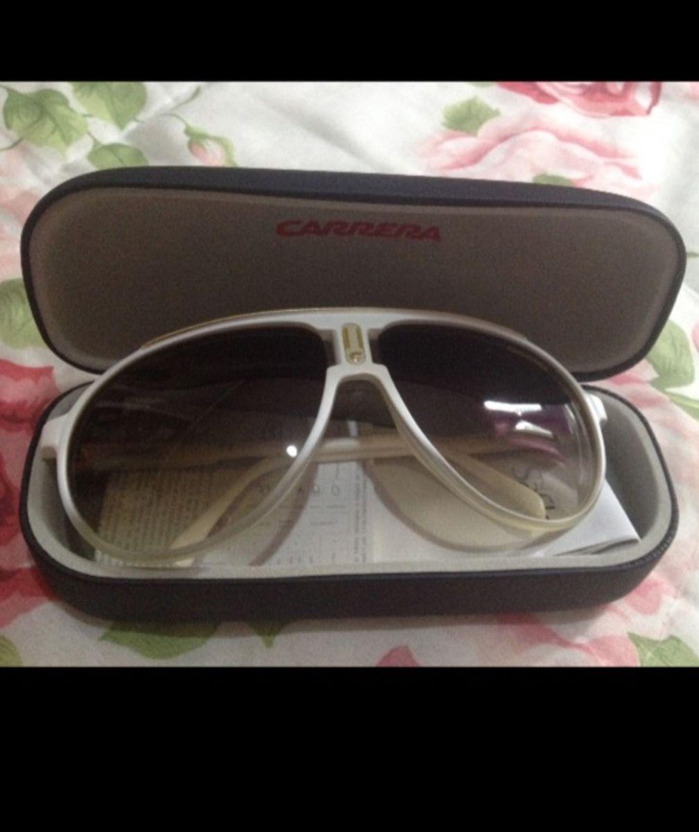 a21dc665225d3 lindo e estiloso!!! óculos de sol carreira original - óculos carreira
