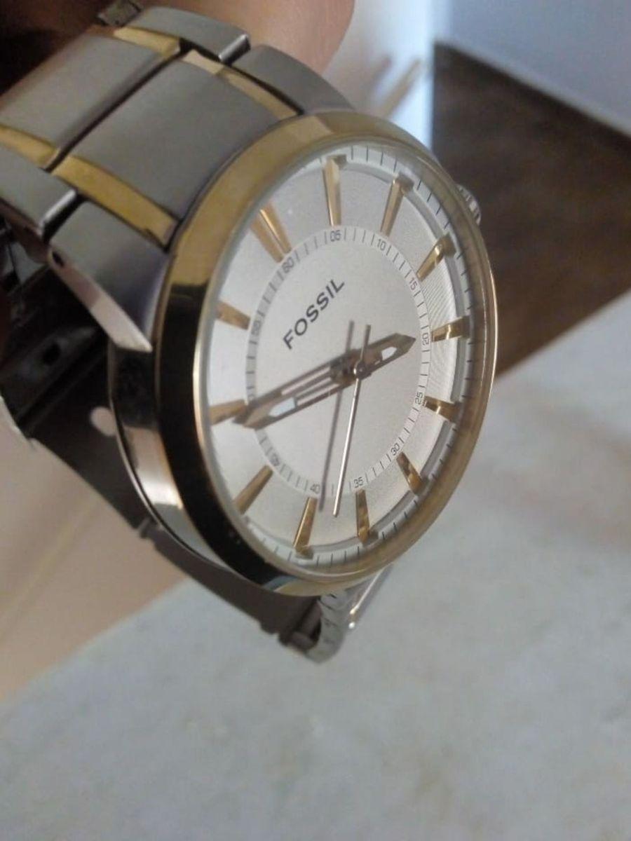 75a73e1fd10 lindo relógio importado da marca fóssil - relógios fossil