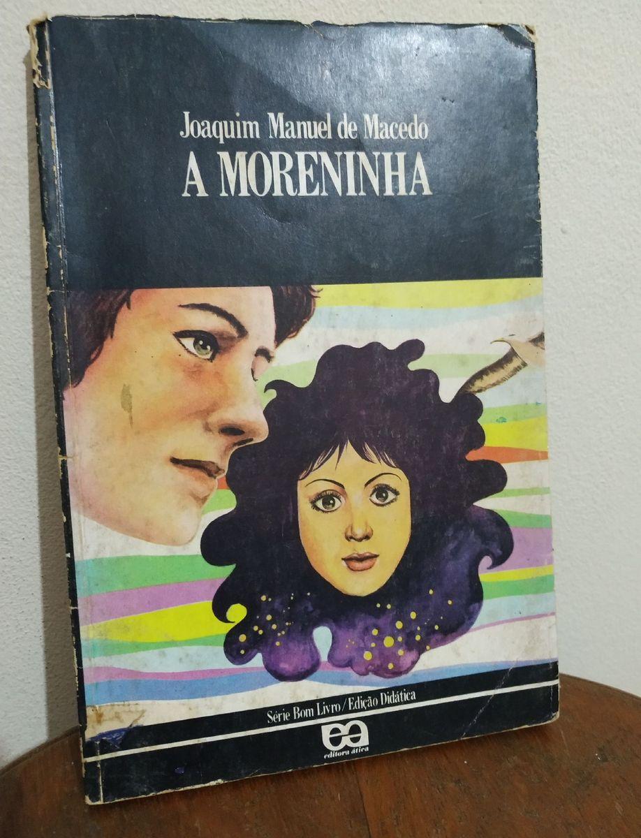 Livro - a Moreninha | Livro Usado 42849223 | enjoei