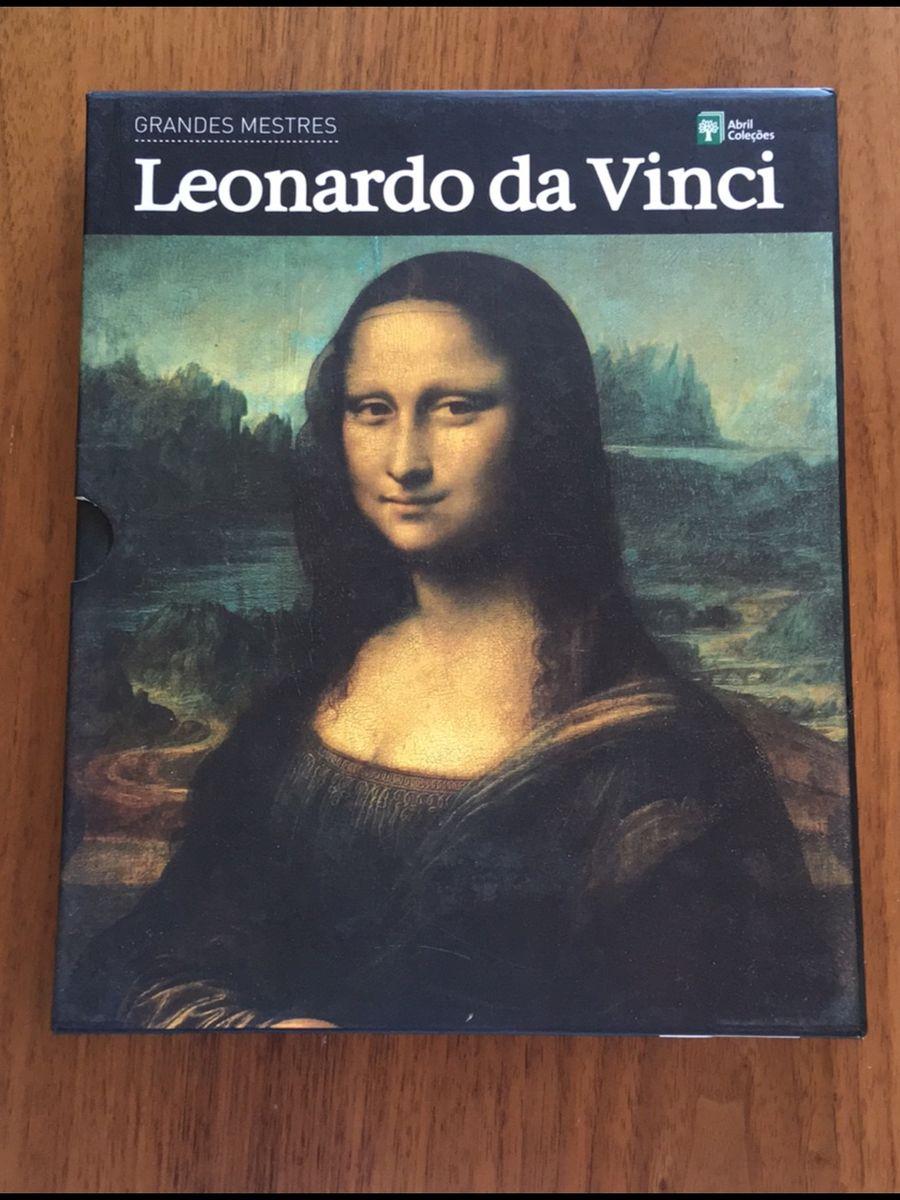 livro coleção grandes mestres - livraria abril