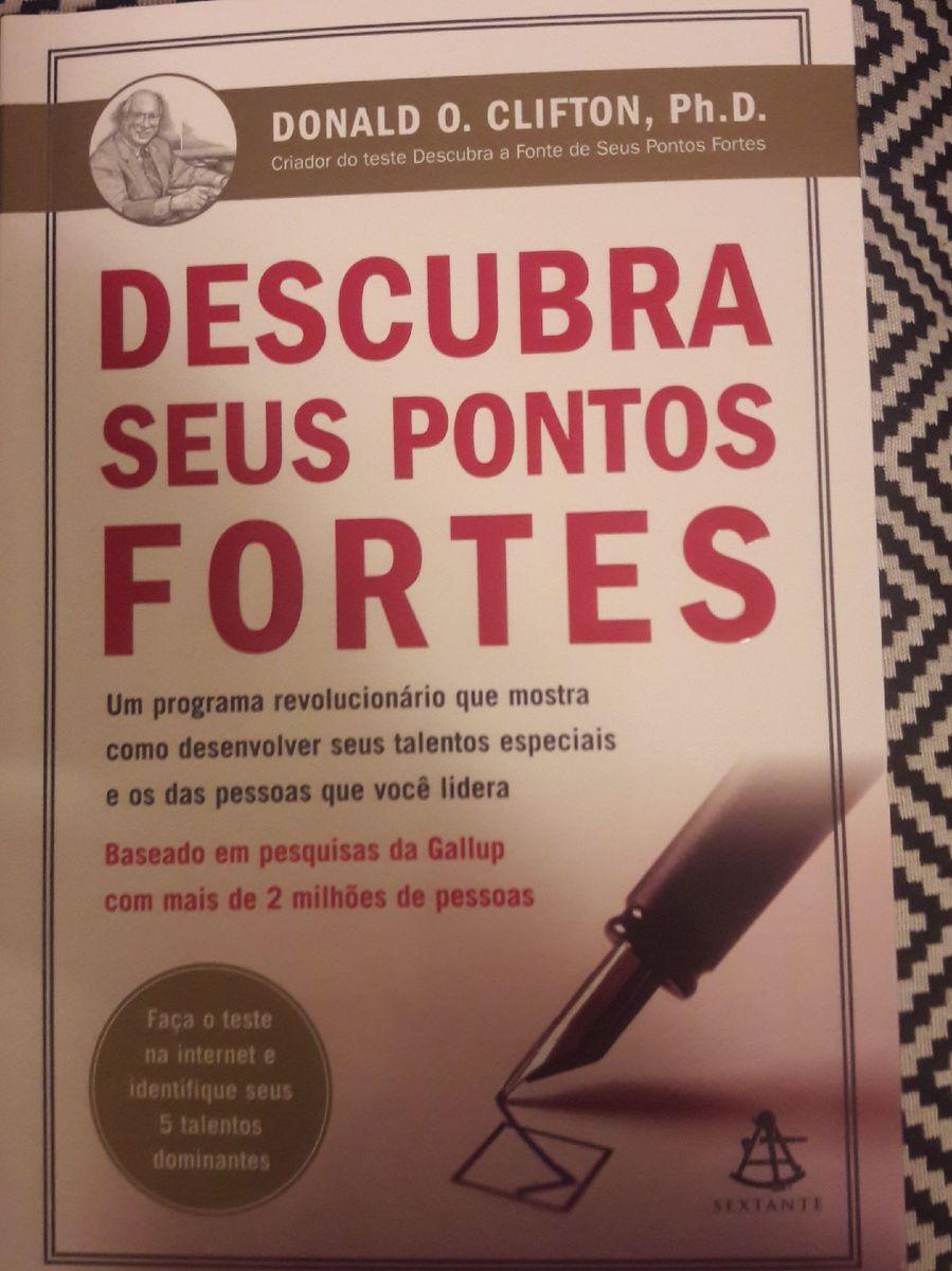 Livro Descubra Seus Pontos Fortes Livro Editora Sextante Usado 34857280 Enjoei