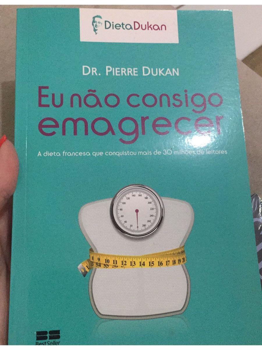 Livro Eu Nao Consigo Emagrecer Dr Pierre Dukan