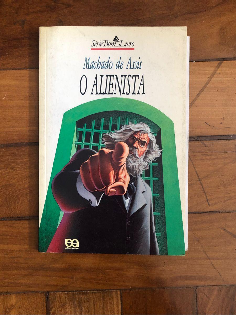 Livro O Alienista   Livro Editora ática Usado 49463938