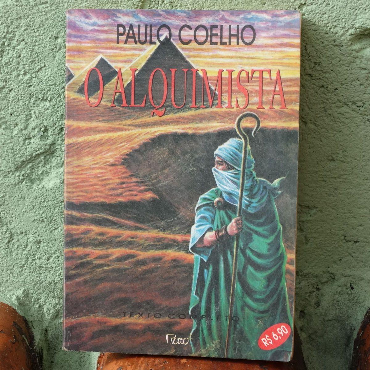 Livro O Alquimista (paulo Coelho) | Livro Usado 16339622